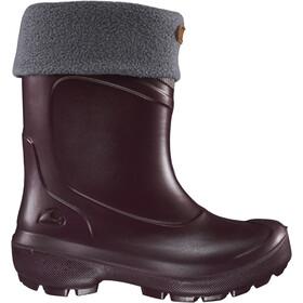 Viking Footwear Supra Winter Laarzen Kinderen, rood
